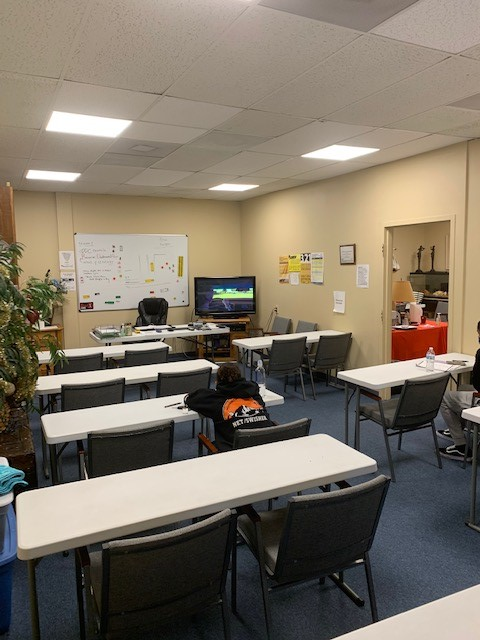 8 Hours Drivers Improvement Program (DIP) Classroom